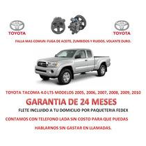 Bomba Licuadora Direccion Hidraulica Toyota Tacoma 4.0 Au1