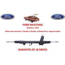Caja Direccion Hidraulica Cremallera Ford Mustang 1979