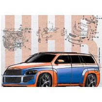 Refacciones Chevrolet Hhr 06-10 Ls/lt/ss Motor 2.0/2.2/2.4l