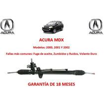 Caja Direccion Hidraulica Cremallera P/ Bomba Acura Mdx 2002