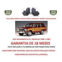 Bomba Licuadora Direccion Hidraulica P/caja Jeep Wagonner