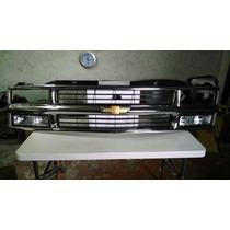 Parrilla Chevrolet Silverado Cheyenne Nueva 88 Al 98 Cromada