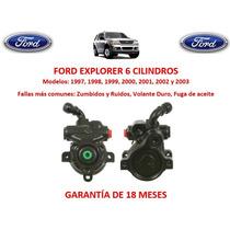 Bomba Licuadora Direccion Hidraulica Ford Ranger Explorer