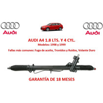 Caja Cremallera Direccion Hidraulica P/bomba Audi A4 1998