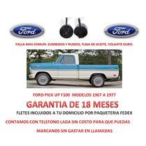 Bomba Licuadora Direccion Hidraulica P/ Caja Ford F100 Lbf