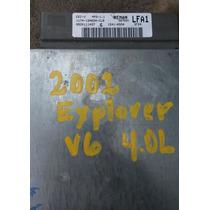 Computadora 2002 Ford Explorer 1u7a-12a650-clb Motor 4.0 V6