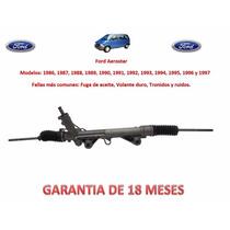 Caja Direccion Hidraulica Cremallera Ford Aerostar 1986-1997