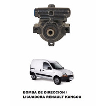 Bomba De Direccion Hidraulica Licuadora Renault Kangoo 2007