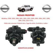 Bomba Licuadora Direccion Hidraulica Nissan Frontier 2007