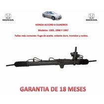 Caja Direccion Hidraulica Cremallera Honda Accord 1996 6 Cyl