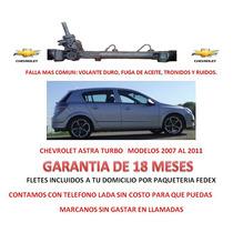 Caja Direccion Hidraulica Cremallera P/bomba Chevrolet Astra