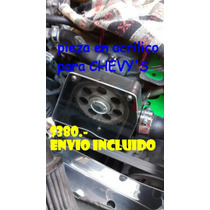 Tapa Banda De Distribucion Chevy, Pieza Hecha En Acrilico