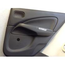 Tapas De Puertas Para Renault Scala Color Gris Mod 10-12