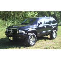 Kit Para Levantar Dodge Durango Del 97 Al 03 4x4