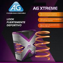 Resortes Ag Xtreme Peugeot 206 2000 A 2008