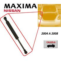 04-08 Nissan Maxima Piston Hidraulico Cajuela Lado Izquierdo