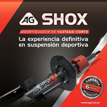 Amortiguadores Ag Shox Volkswagen Beetle 1999 A 2012