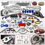 Kit Turbo + Intercooler + Pp + Manifold + Wastegate P/nissan