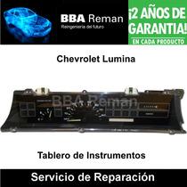 Chevrolet Lumina 90 1997 Tablero De Instrumentos Reparacion