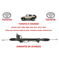 Caja Direccion Hidraulica Cremallera Toyota Fj Cruiser 2009