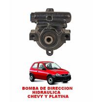 Bomba De Direccion Hidraulica Licuadora Chevy 2001