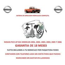 Kit Direccion Hidraulico Original Nissan Pick Up D21