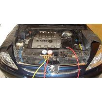 Recarga De Gas Aire Acondicionado Automotriz