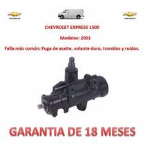 Caja Direccion Cremallera Chevrolet Express 1500 2001