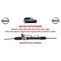 Caja Direccion Hidraulica Cremallera Nissan Pathfinder 2000