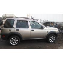 Desarmo Vendo En Partes Land Rover Freelander 2004 Aut. 2.5
