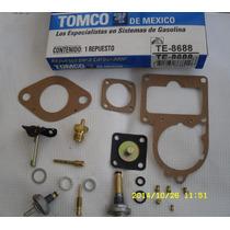 Repuesto Carburador Vocho 1600 C / Sist Altimetrico
