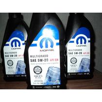 Aceite Multigrado Para Motor 5w 20 Mopar