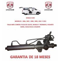 Caja Direccion Hidraulica Cremallera Dodge H100 2008