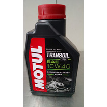 Motul Aceite Mineral Caja Vel Transoil Expert 10w40-1lt