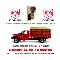 Bomba Licuadora Direccion Hidraulica Dodge Ram 4000 Lbf