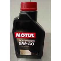 Motul Aceite Sintetico 8100 Performance 5w40 - 1lt