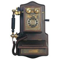 Telefono Antiguo Replica Paramount 1907