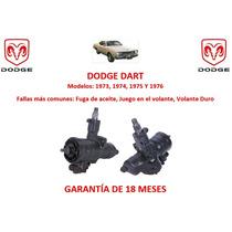 Caja Direccion Hidraulica Cremallera Dodge Dart 73,74,75 Y 7