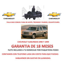 Caja Direccion Hidraulica Sinfin Chevrolet Suburban 98-99