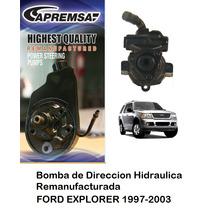 Bomba De Direccion Hidraulica / Licuadora Ford Expoler