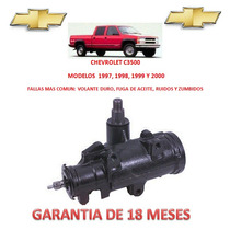 Caja Direccion Hidraulica Sinfin Chevrolet C3500 2000