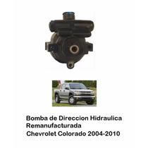 Bomba De Direccion Licuadora Chevrolet Colorado 2004
