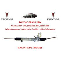 Caja Direccion Hidraulica Cremallera Pontiac Grand Prix 2000