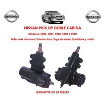 Caja Sinfin Direccion Hidraulica Nissan Pick Up Doble Cabina