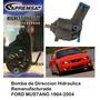 Bomba De Direccion Hidraulica / Licuadora Ford Mustang 1999