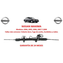 Caja Direccion Hidraulica Cremallera Nissan Maxima 2005