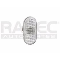 Cuarto Lateral Renault Trafic 2007-2008-2009-2011 Blanco