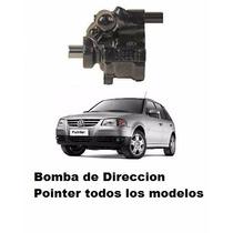 Bomba De Direccion Hidraulica Licuadora Pointer 2002