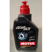 Motul Aceite Transmisión Mineral Gear Box 80w90-1lt
