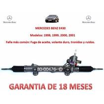 Caja Direccion Hidraulica Cremallera Mercedes Benz E430 Omm